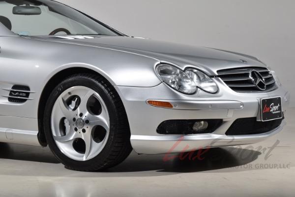 Used 2004 Mercedes-Benz SL-Class SL 600 | Syosset, NY
