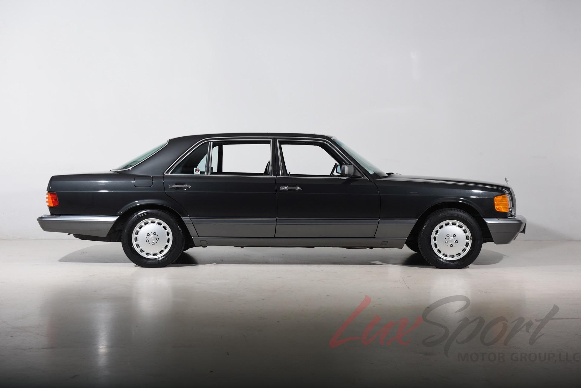 Used 1990 Mercedes-Benz 300-Class 300 SEL | Syosset, NY