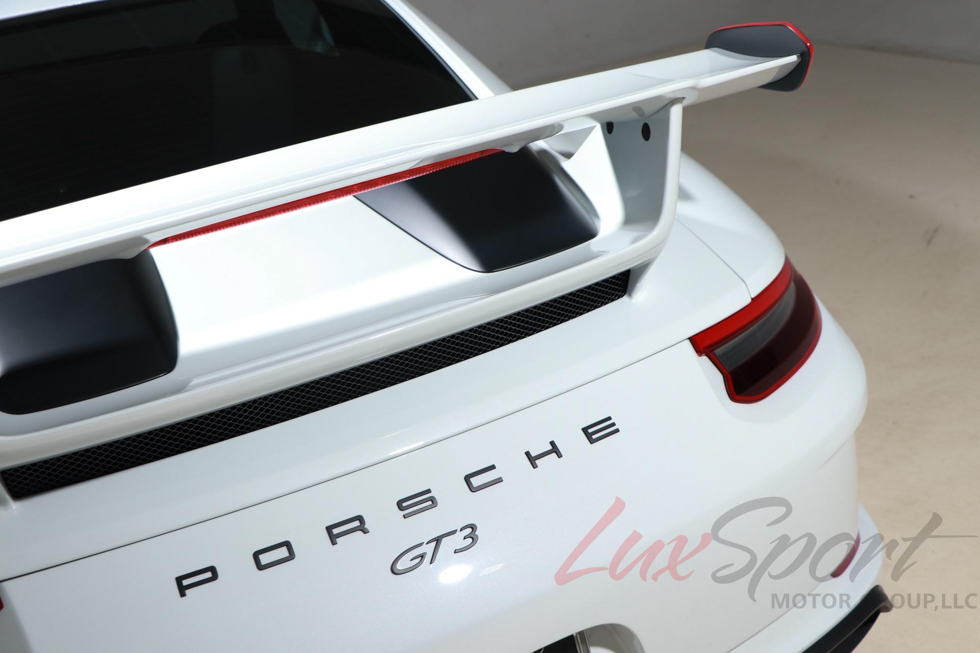 Used 2018 Porsche 911 GT3 | Syosset, NY