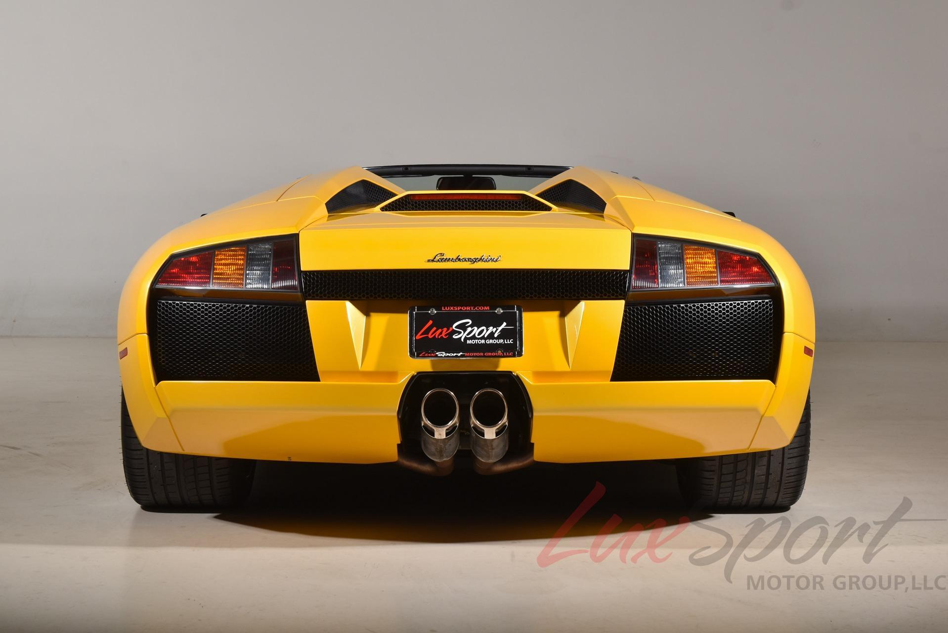 Used 2005 Lamborghini Murcielago Roadster | Syosset, NY