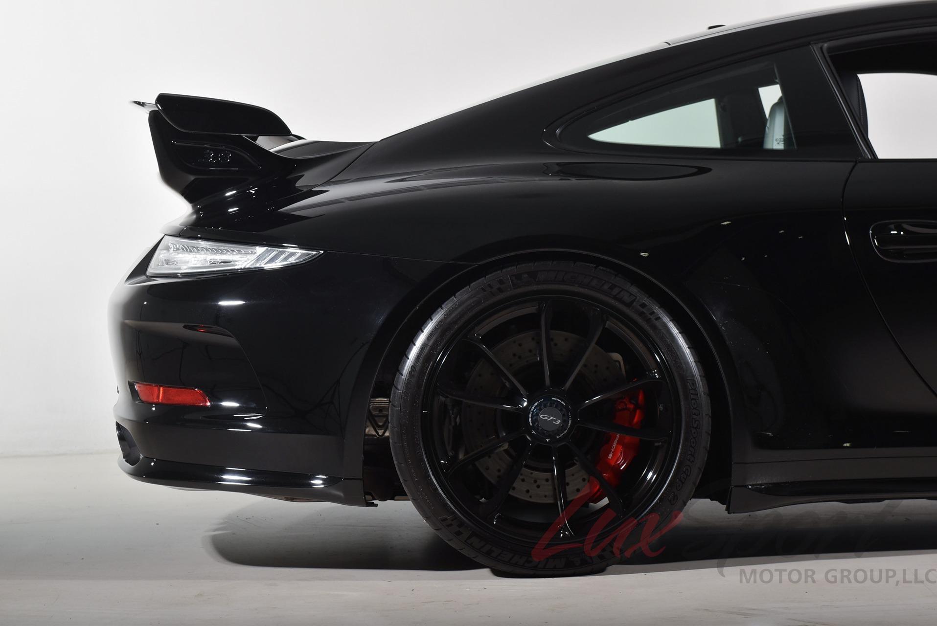 Used 2015 Porsche 911 GT3 | Syosset, NY