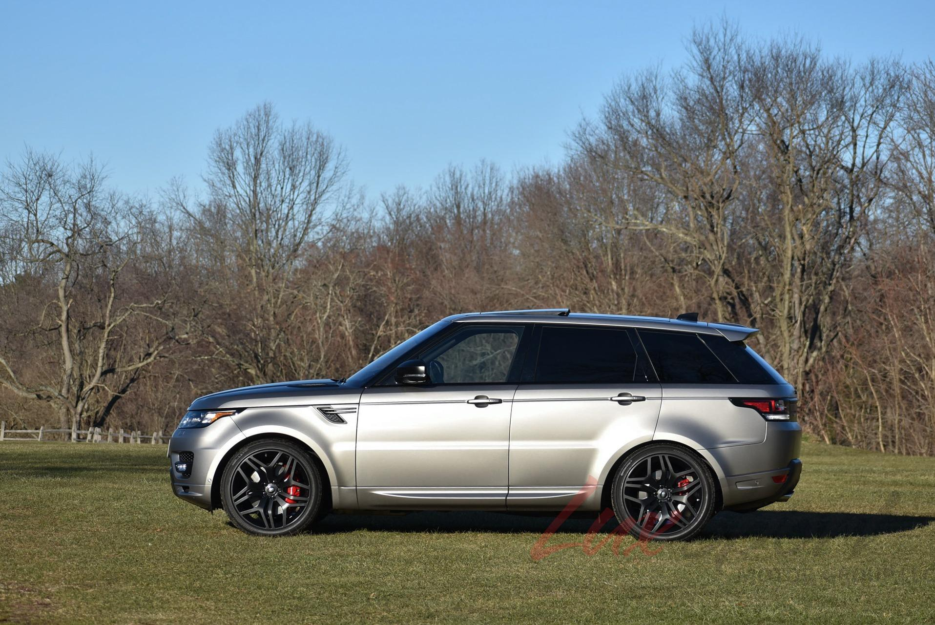 Used 2017 Land Rover Range Rover Sport Autobiography | Syosset, NY