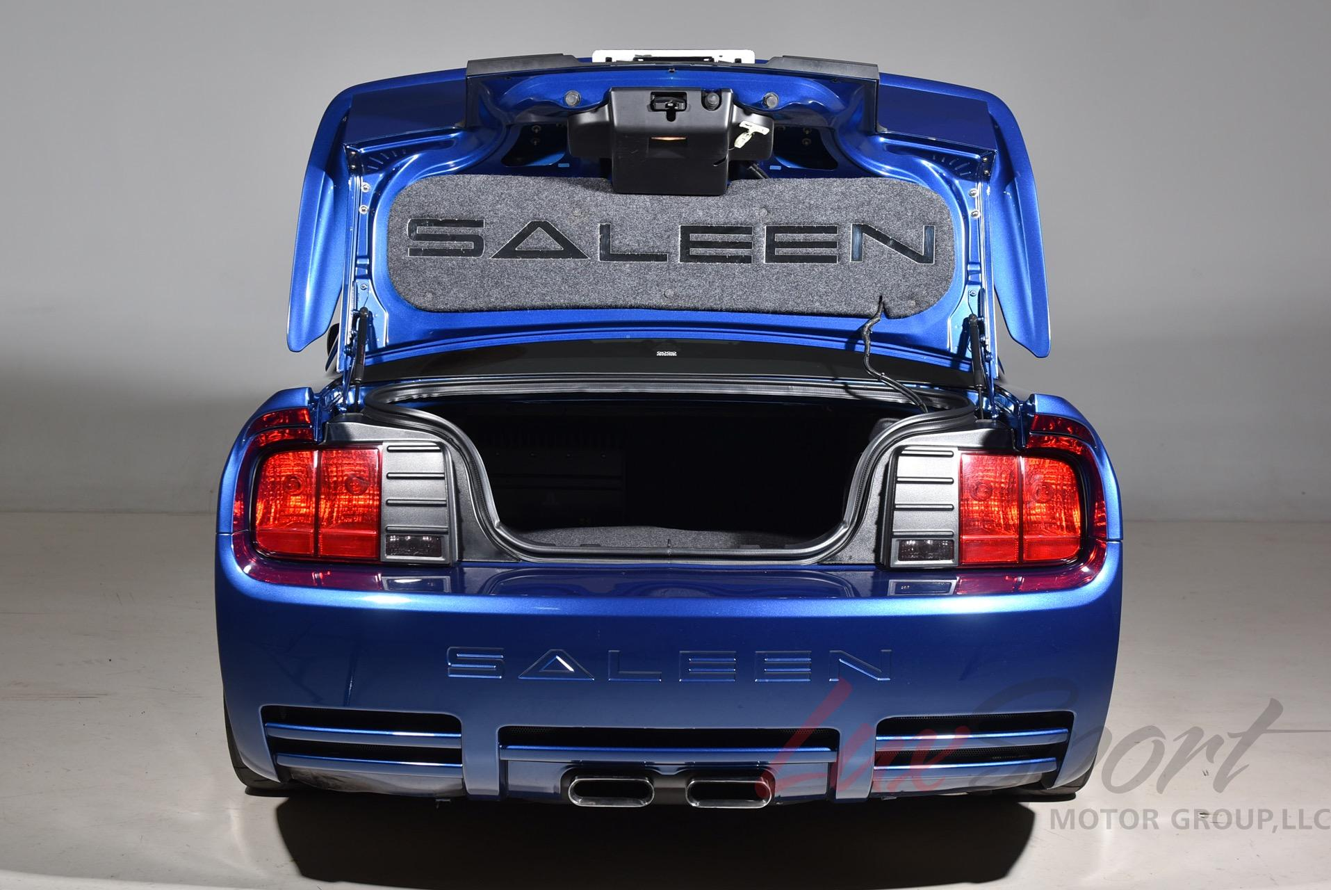 Used 2006 Ford Mustang SALEEN | Syosset, NY