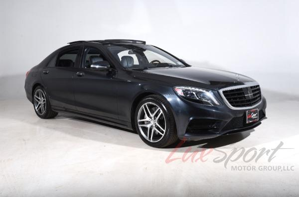 Used 2015 Mercedes-Benz S-Class S 550 4MATIC | Syosset, NY