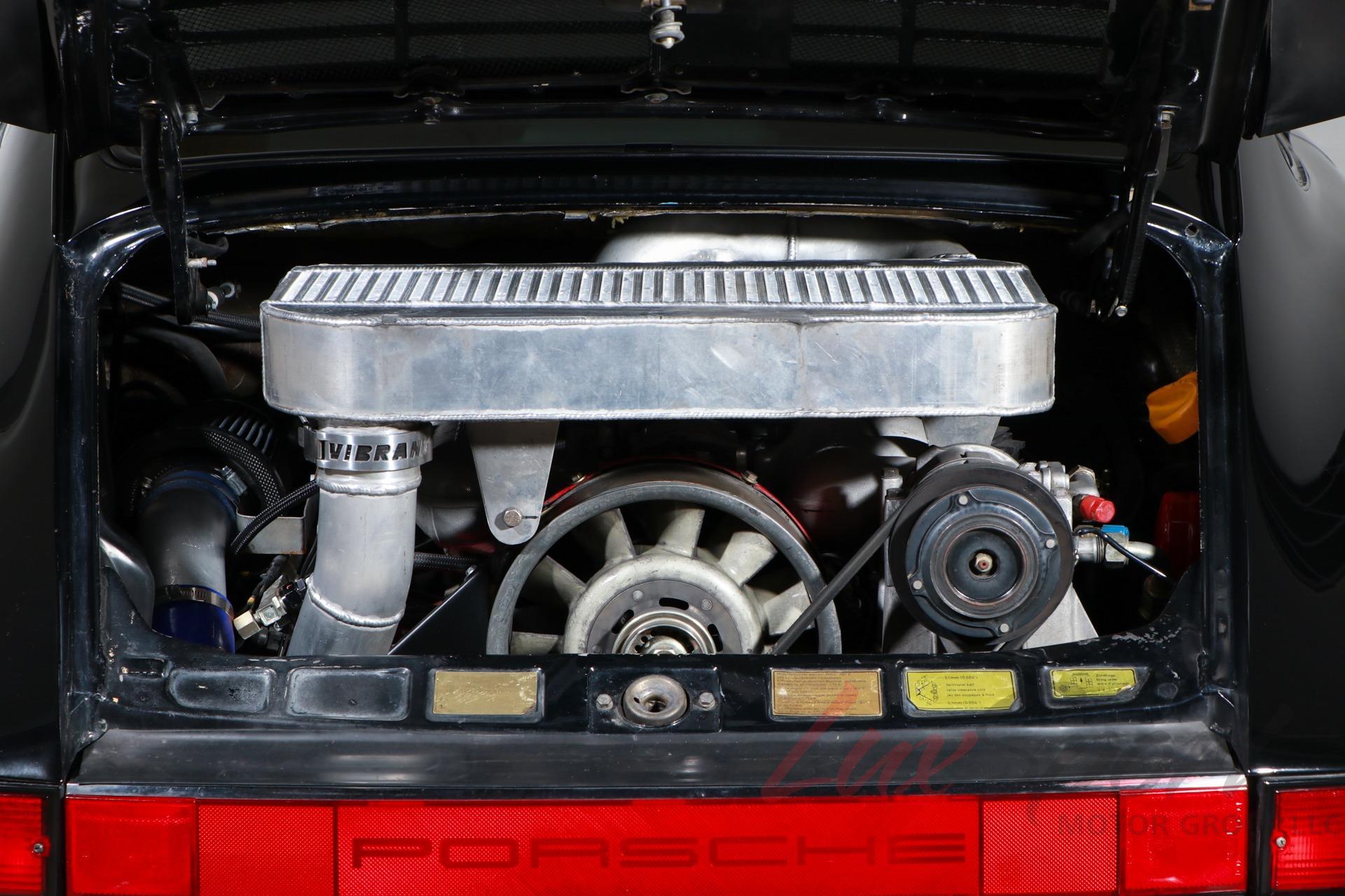 Used 1987 Porsche 911 Carrera Turbo   Syosset, NY