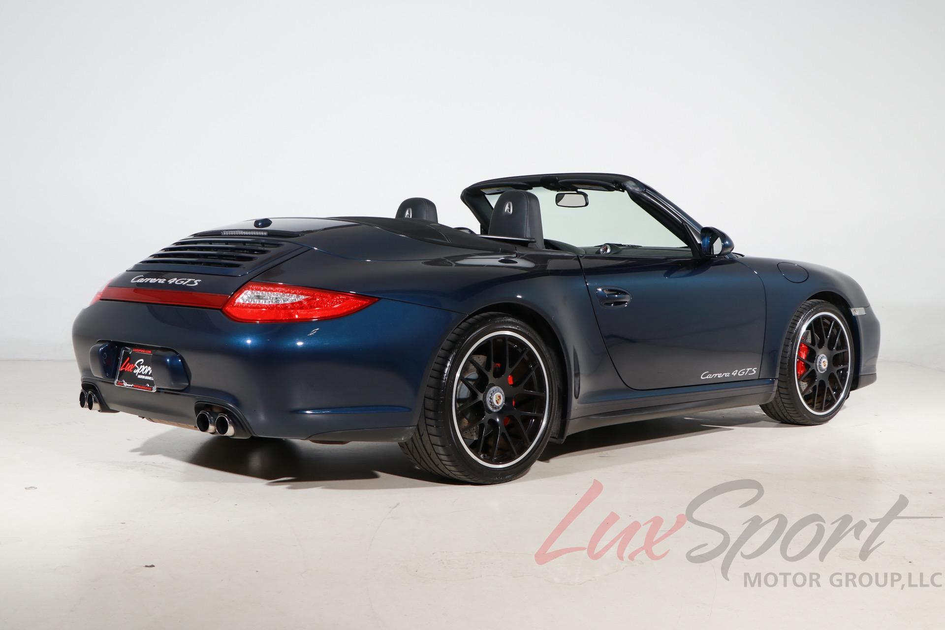 Used 2012 Porsche 911 Carrera 4 GTS | Syosset, NY