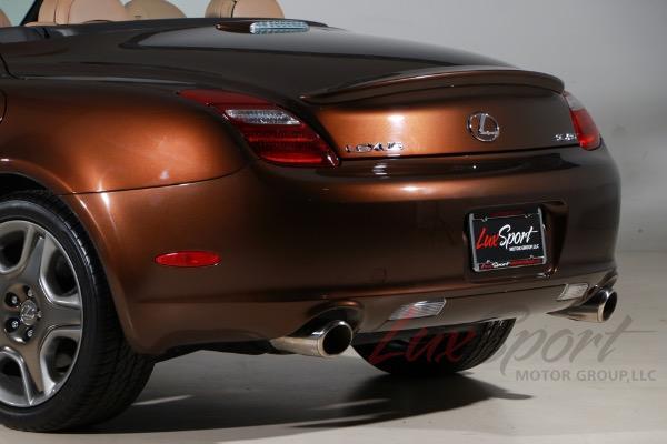 Used 2006 Lexus SC 430 Pebble Beach Edition | Syosset, NY