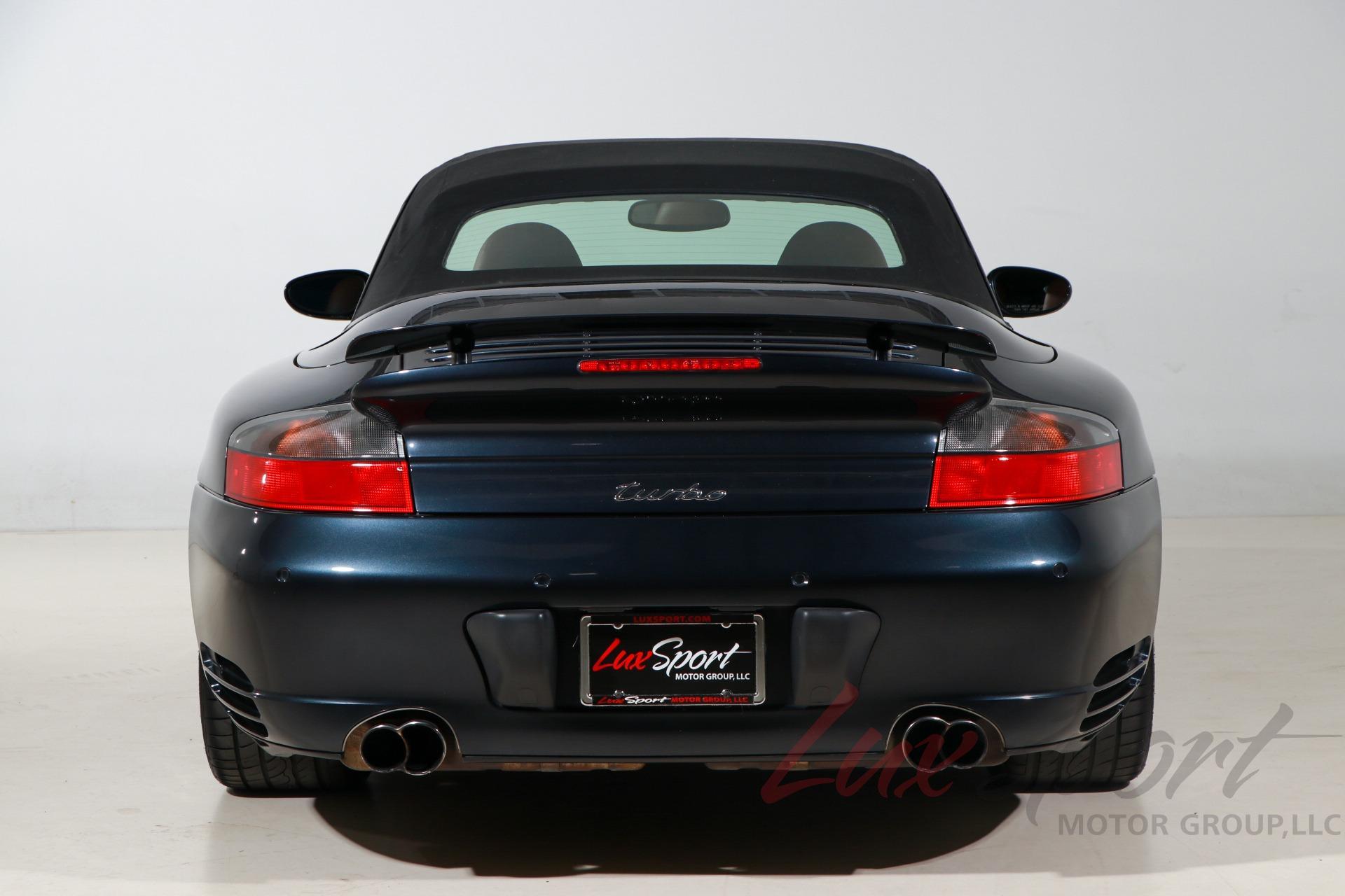 Used 2004 Porsche 911 Turbo   Syosset, NY