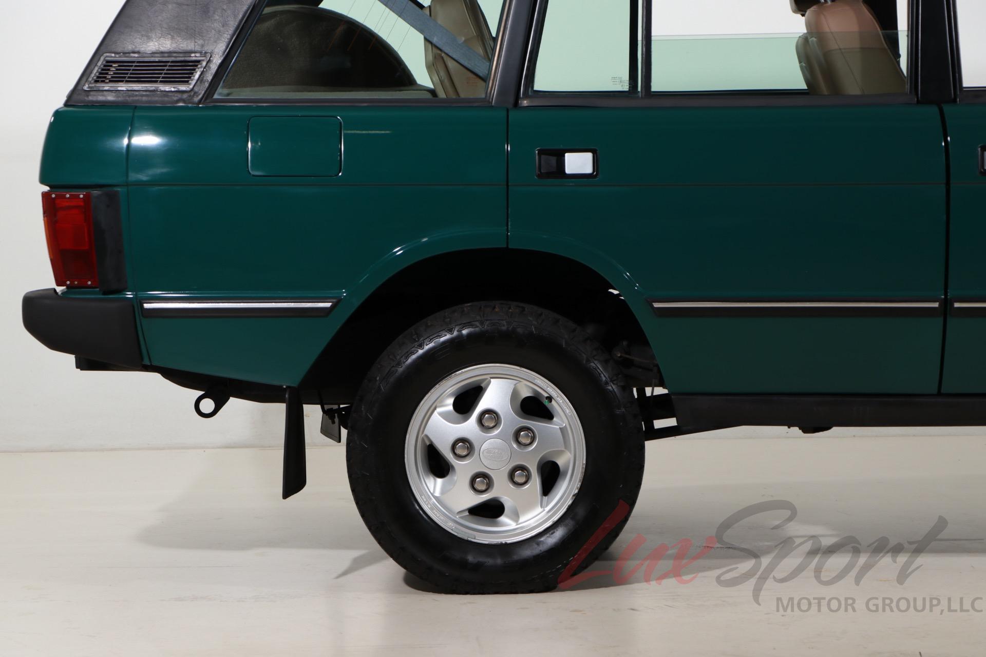 Used 1995 Land Rover Range Rover County LWB | Syosset, NY