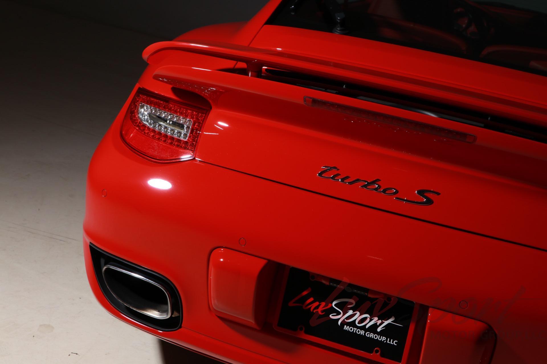 Used 2012 Porsche 911 Turbo S | Syosset, NY