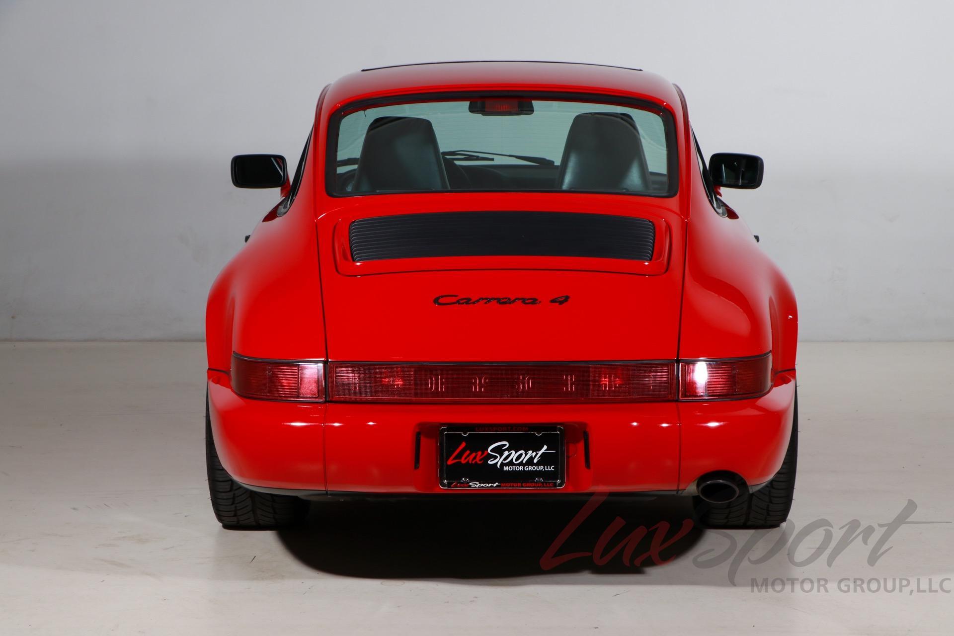 Used 1989 Porsche 911 Carrera 4   Syosset, NY
