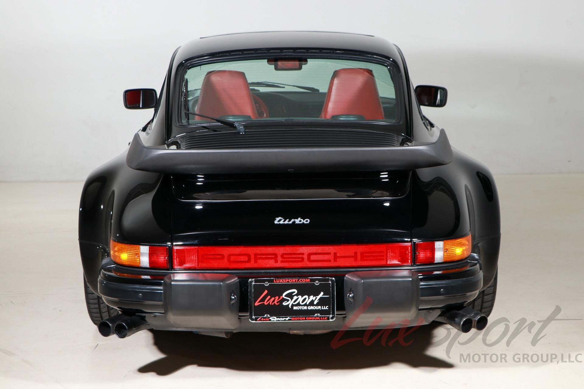 Used 1986 Porsche 911 Carrera Turbo | Syosset, NY