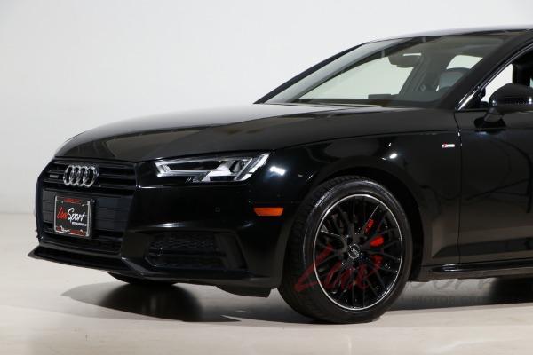 Used 2018 Audi A4 2.0T quattro Premium Plus   Syosset, NY