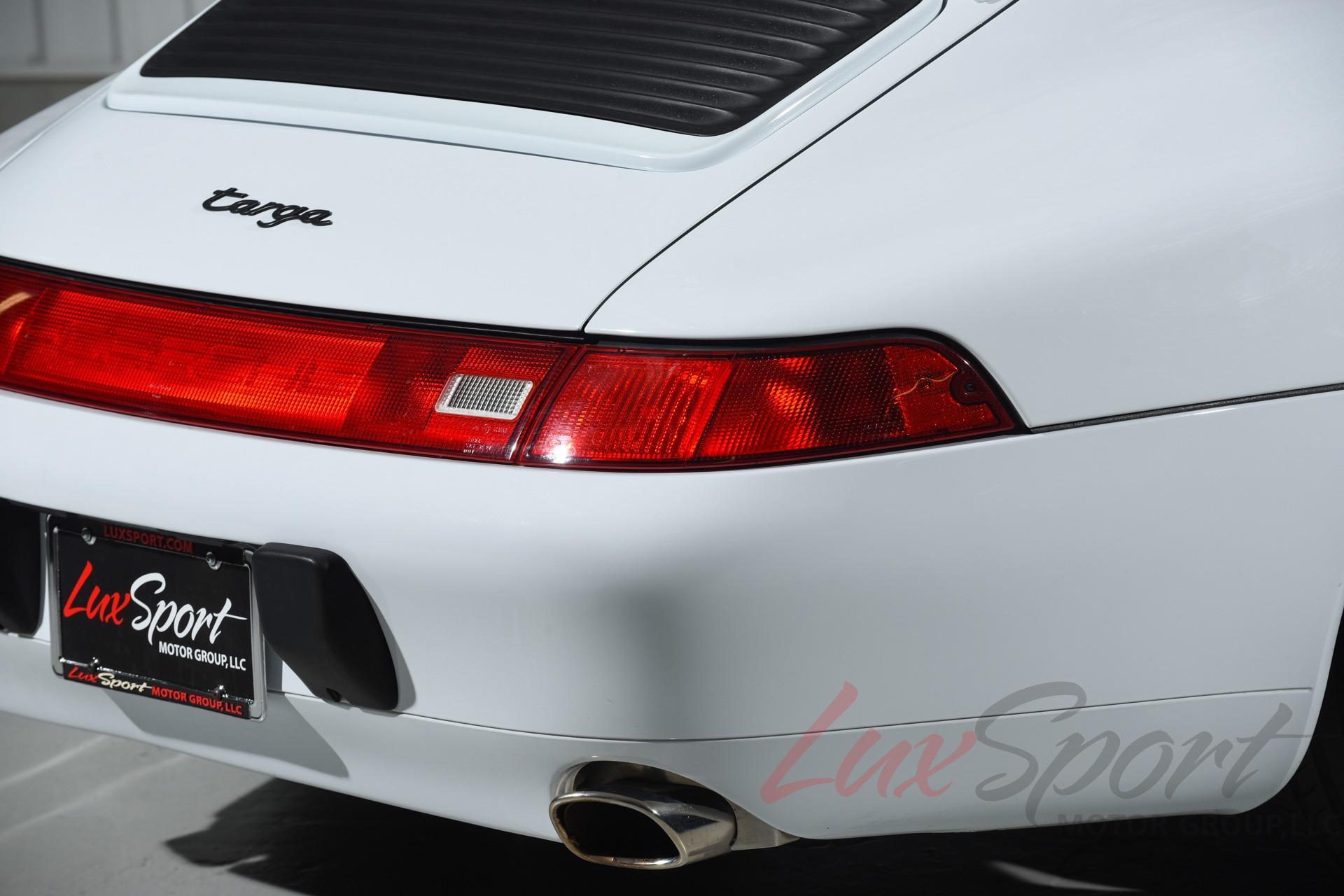Used 1998 Porsche 993 Carrera 2 Targa Carrera | New Hyde Park, NY