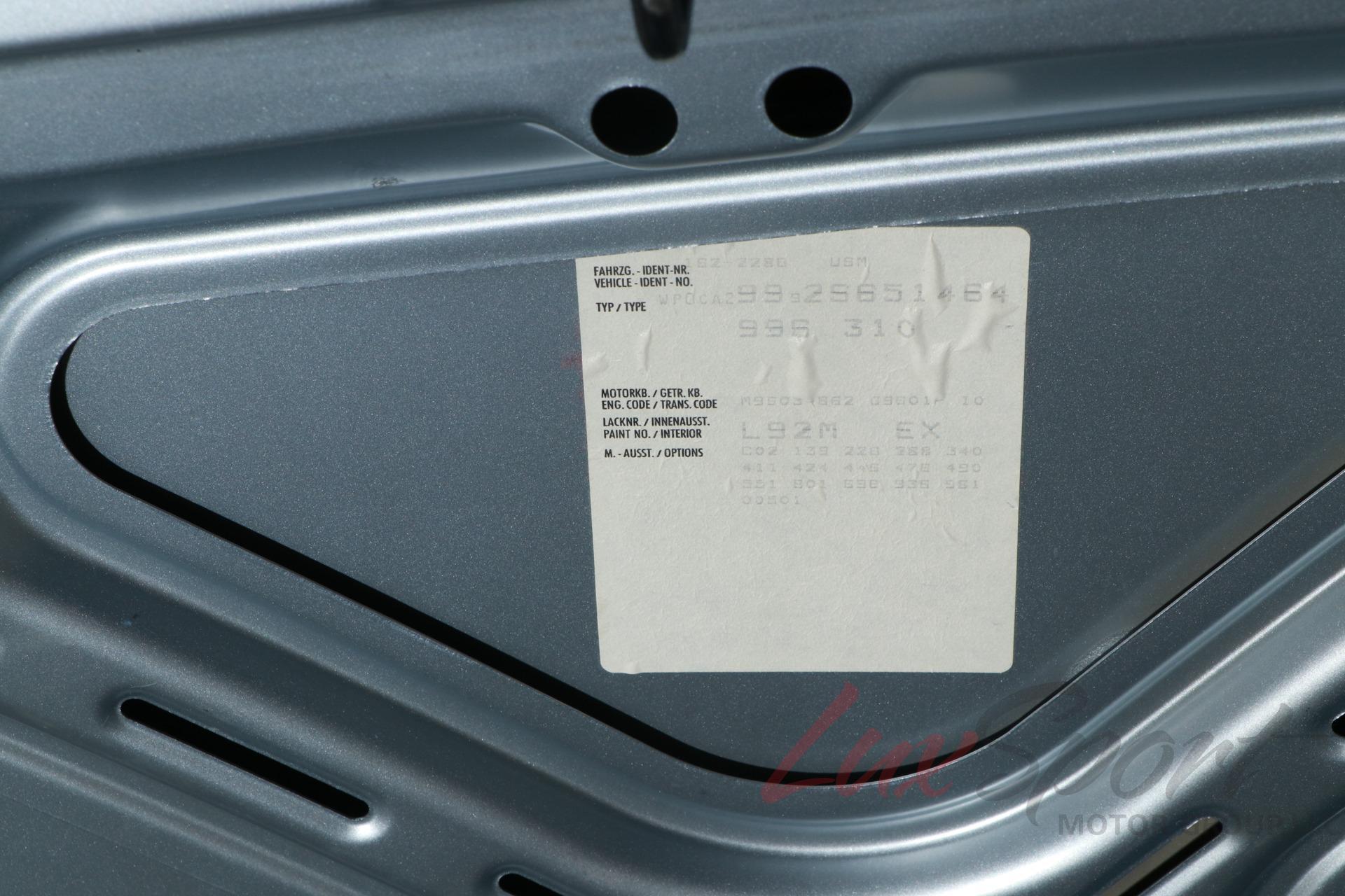 Used 2002 Porsche 911 Carrera | Syosset, NY