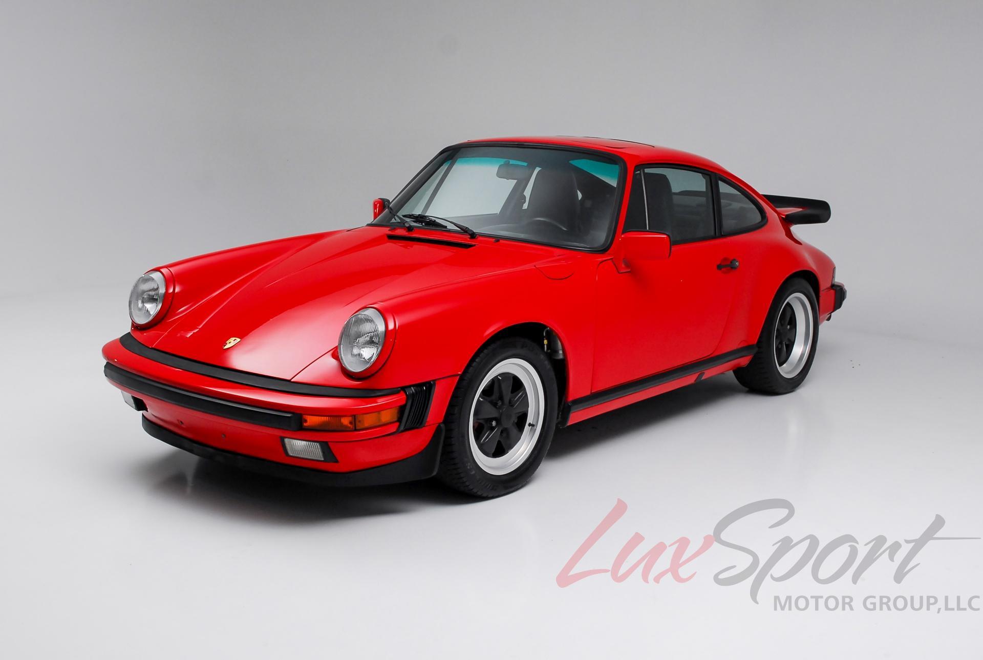 1989 Porsche 911 Carrera Coupe Carrera Stock 1989109 For