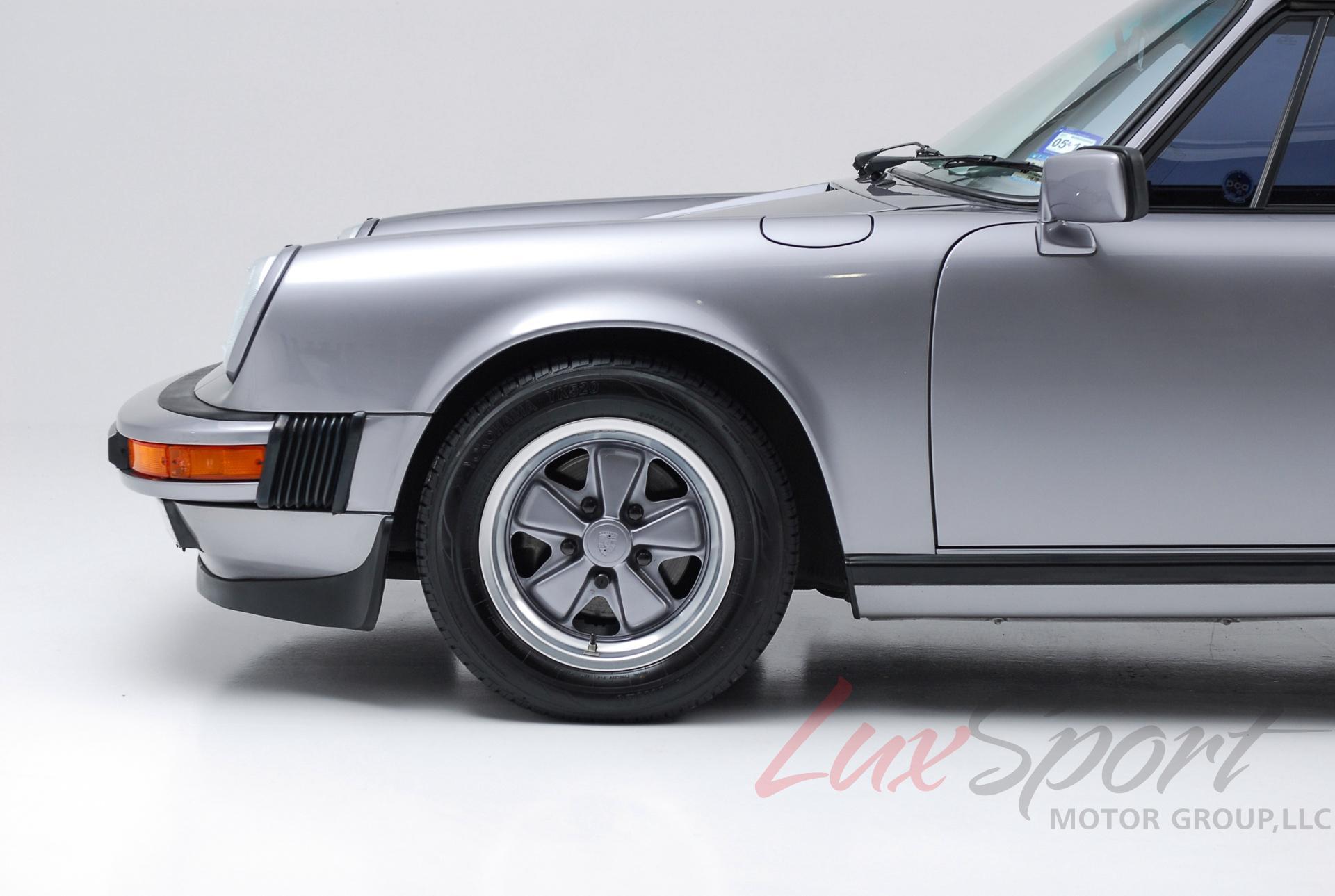 Porsche carrera anniversary edition stock