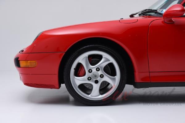 Used 1996 Porsche 993 Carrera 4S  | New Hyde Park, NY