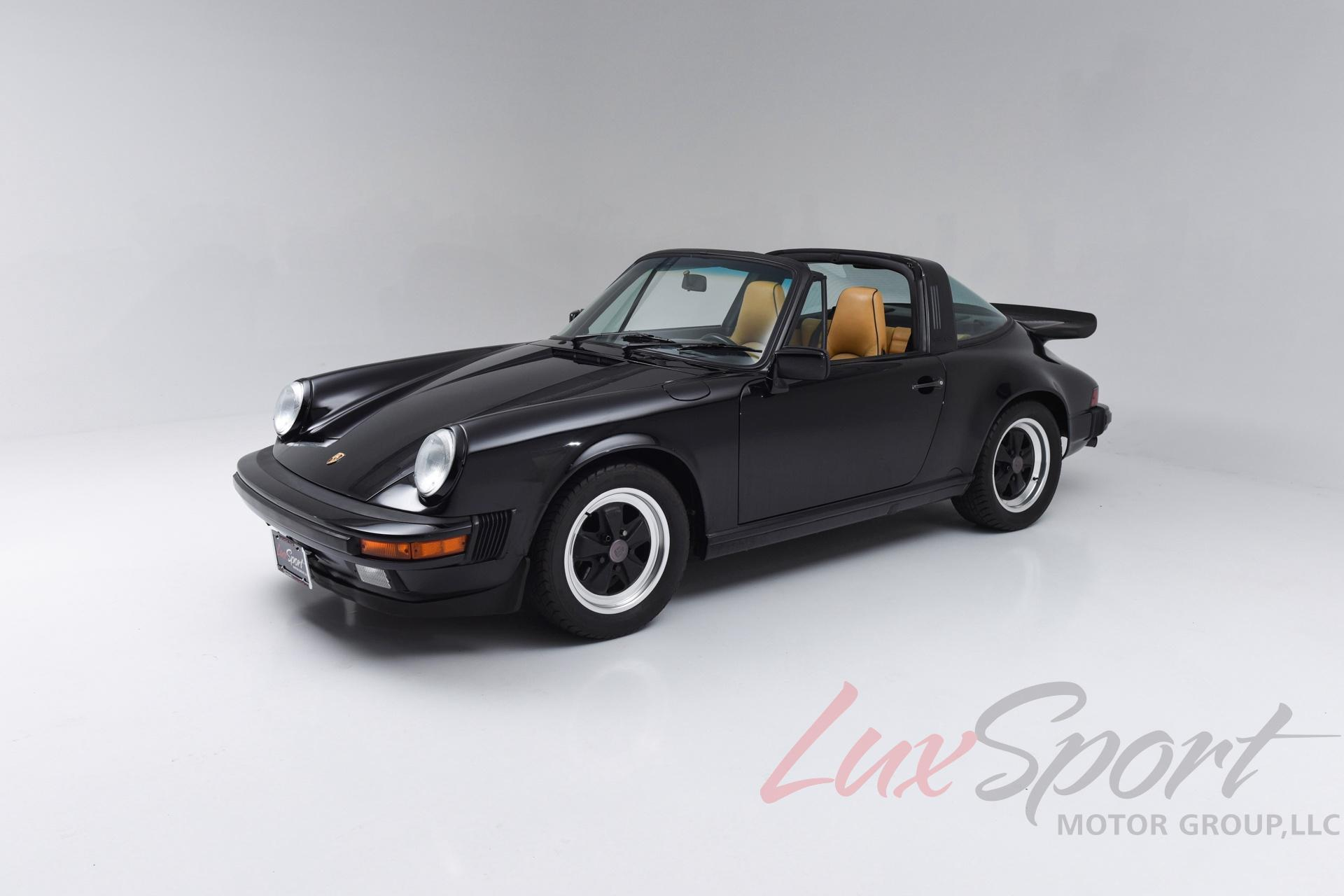 Used 1988 porsche 911 carrera targa carrera new hyde park ny