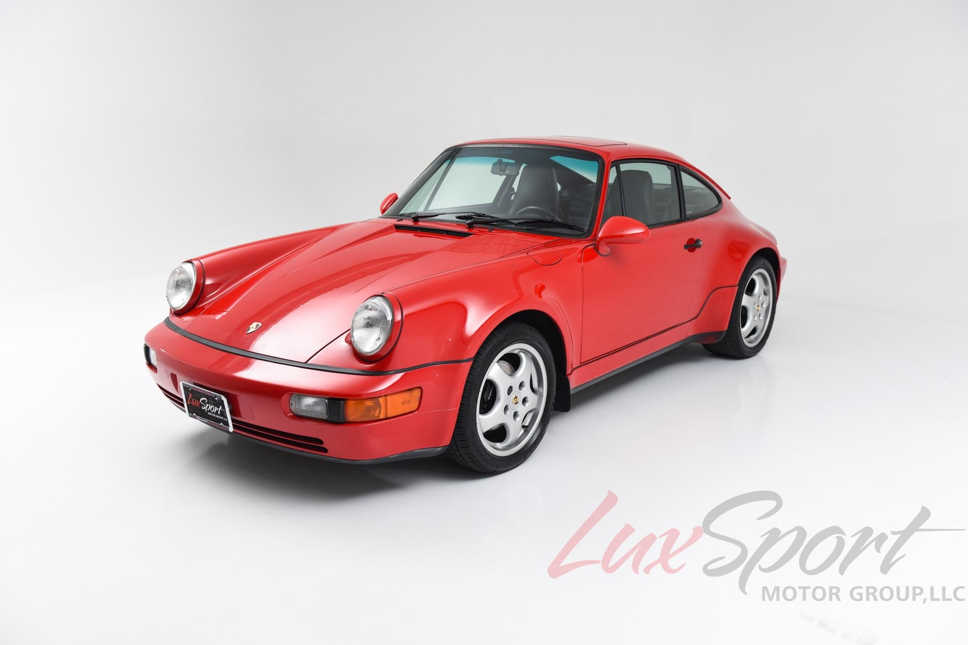 1994 Porsche 964 Carrera 4 Widebody Coupe Stock 1994107